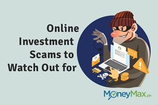 Online Investment Scams to Watch Out for