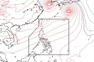 Brewing storm to boost habagat rains