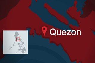 Construction equipment para sa dam sa Quezon, sinunog umano ng NPA