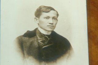 Minimum bid sa liham ni Jose Rizal, nasa P1.2 milyon