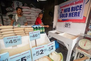 NFA 'failed' in mandate to buy, sell cheap rice: Villar