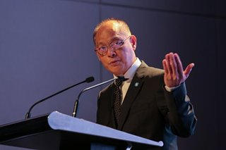 Diokno in-laws' firm bagged P551 million in gov't projects - Andaya