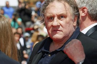 French actor Gerard Depardieu faces rape investigation