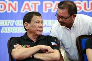Palace: Duterte still trusts agri chief Piñol