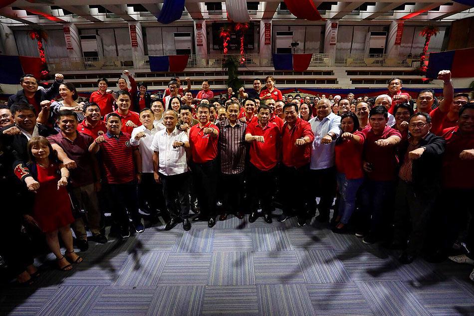 PDP-Laban seeks Duterte's guidance on official senatorial slate 1
