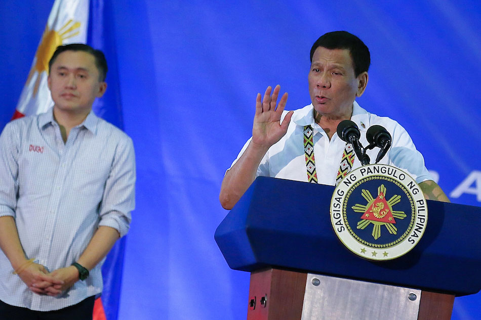 Duterte joke 'helps normalize rape'