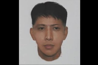 LOOK: Facial composite of 'person of interest' in Sultan Kudarat bombing