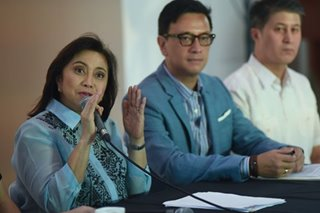 Robredo offers measures to tame inflation