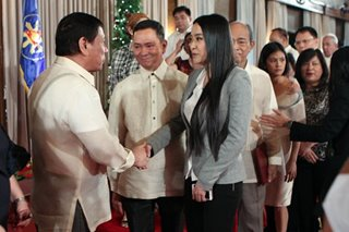 What Mocha Uson told Duterte in her resignation letter