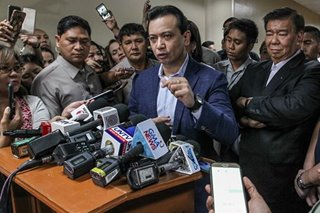 THROWBACK: Trillanes files amnesty application