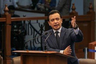 DOJ says no need for retrial, coup d'etat case vs Trillanes up for promulgation