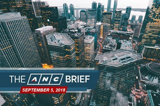 The ANC Brief: Sept. 5, 2018