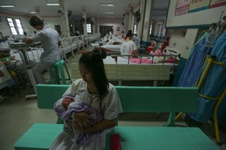 Expanded maternity leave bill transmitted to Palace for Duterte signing