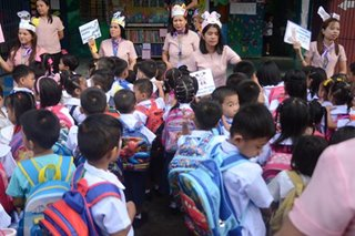 DepEd ready to release public school teachers' 13th month pay in May
