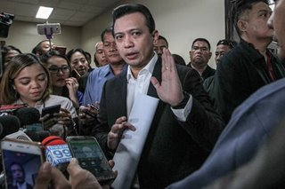 Military status? Trillanes says he was already a civilian before amnesty grant