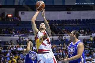 SMB's Standhardinger is PBA Player of the Week