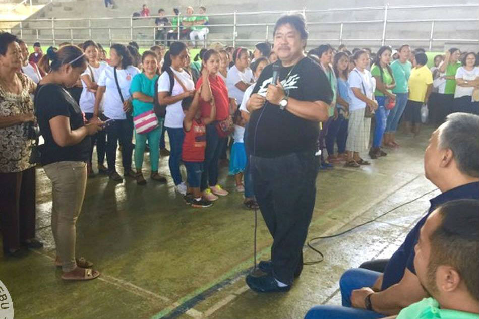 Mayor slain inside Cebu town hall | ABS-CBN News