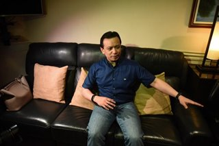Trillanes says to stay in Senate until court rules on amnesty