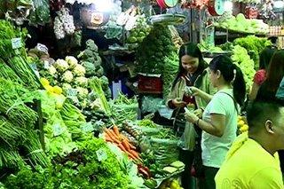 Gulay may taas-presyo sa ilang pamilihan sa Kamaynilaan
