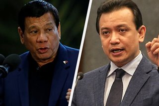 Palace: No legal impediment to enforce proclamation voiding Trillanes amnesty
