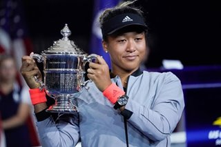 Tennis: Naomi Osaka wins US Open after Serena 'umpire thief' meltdown
