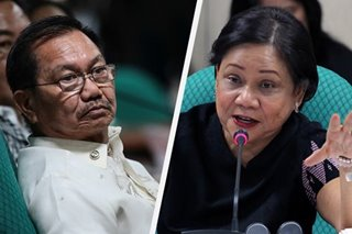 Piñol, Villar clash at Senate hearing on DA budget