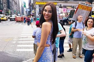 'Ako ba? Bakit ako?' Catriona looks back on NYFW stint