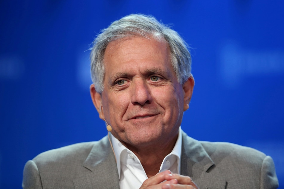 Six more women accuse CBS CEO Les Moonves of sexual misconduct