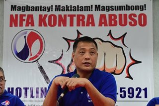 NFA chief should be fired, face charges: Kiko
