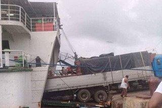 Hundreds of passengers stranded in Basilan port