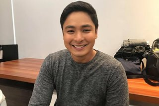 Coco Martin, excited na para sa ABS-CBN Ball