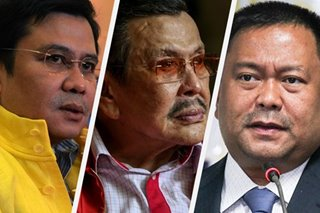 Jinggoy says dad Erap has no problem if he, JV run for Senate in 2019