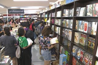 Manila International Book Fair 2018, nagsimula na