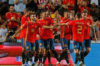 Spain humiliate Croatia with thumping Nations League win
