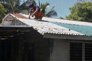 Brace the roof