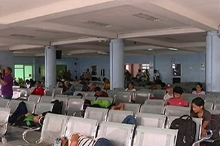 Thousands stranded in Bicol ports due to 'Ompong'