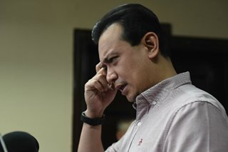 Lawyers insist Trillanes incited sedition, planned coup vs Duterte