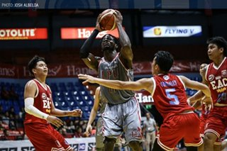 NCAA: Lyceum Pirates turn focus on rest, academics during break