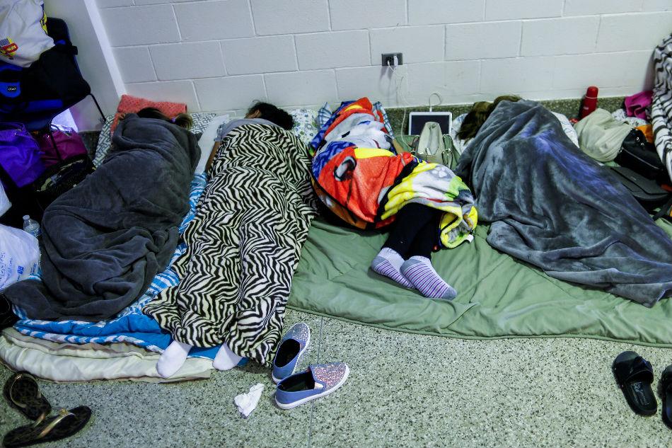 Give me shelter: North Carolinians take refuge from Florence's fury 2