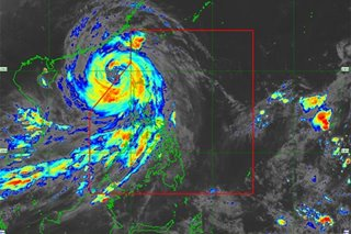 Fewer areas under Signal no. 3, as Ompong on its way out of PH