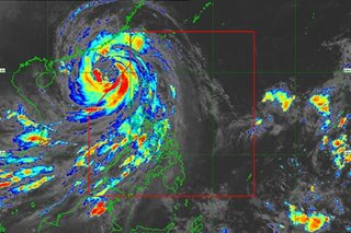 Storm Signal No. 3 lowered, as Ompong heads for Hong Kong