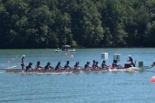PH dragon boat team claims 2 silvers in world tilt