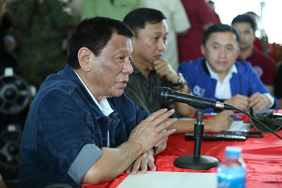 'Ihulog sa hagdanan'? Palace defends Duterte rant vs COA