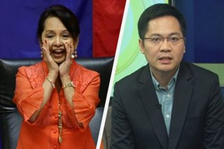 Arroyo, Nograles facing ouster attempts?