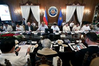 Malacañang says no 'military junta' in PH bureaucracy