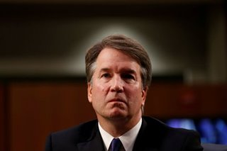 Trump Supreme Court nominee rejects sexual assault accusations