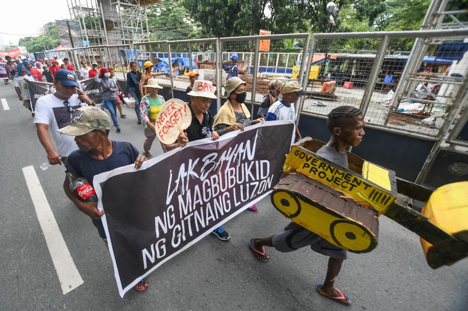 Central Luzon farmers push for land rights