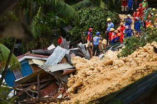 Duterte: Naga landslide victims to get free housing