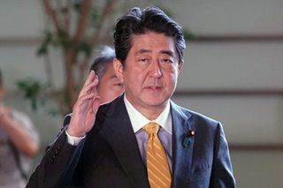 Japan's Abe to face Trump trade challenge after likely win in party vote