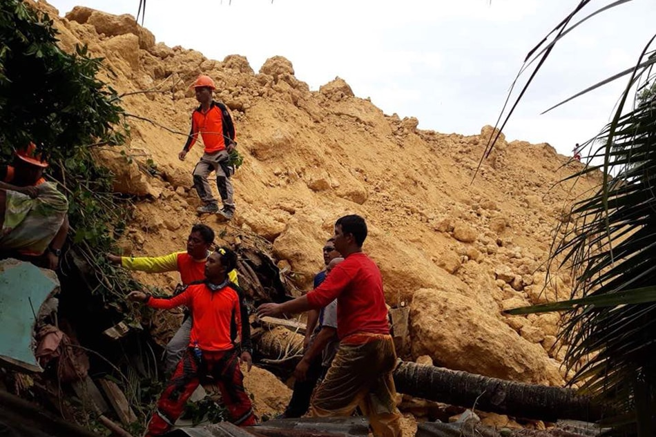 Death toll jumps to 22 in Naga, Cebu landslide | ABS-CBN News